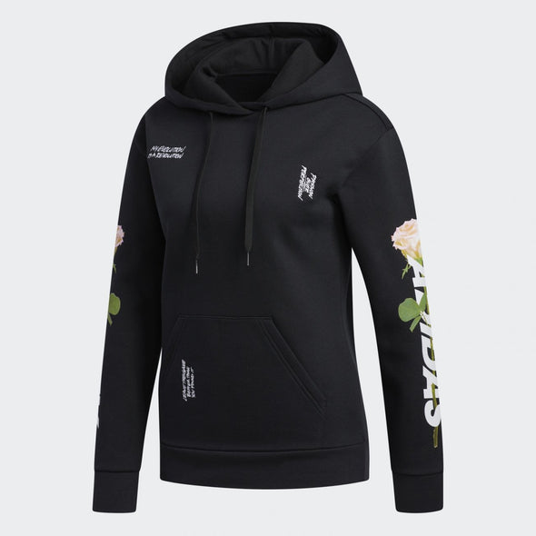 Adidas Work In Progress Floral Hoodie - Mainland Skate & Surf