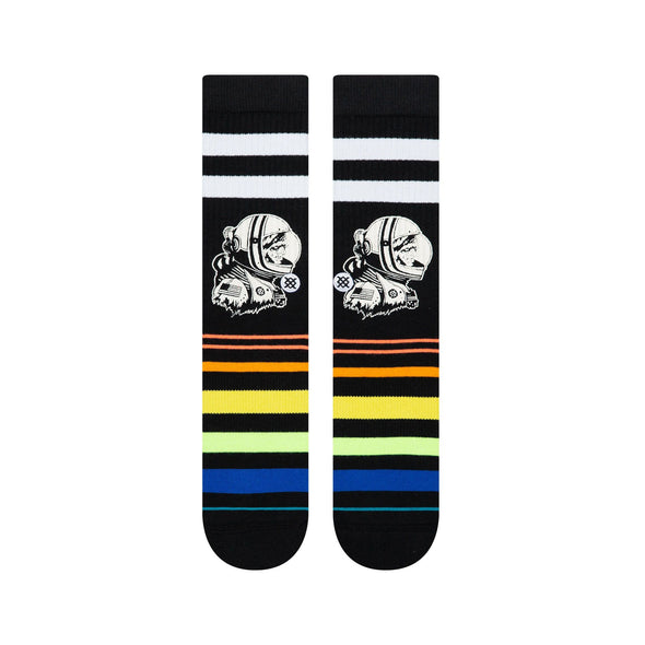 Stance Moon Man Men's Socks - Mainland Skate & Surf