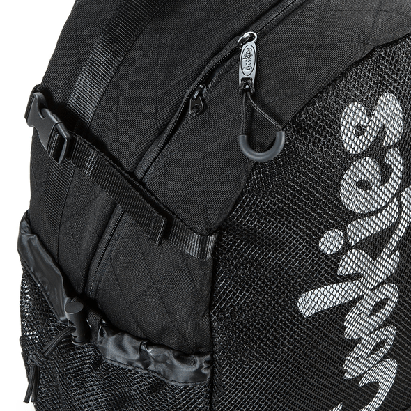 Cookies Smell Proof Mesh Overlay Nylon Backpack - Mainland Skate & Surf