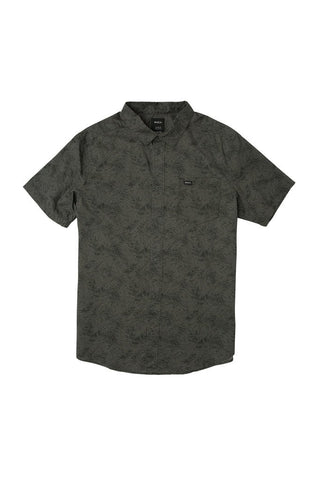 RVCA Shimmy Button-Up Shirt