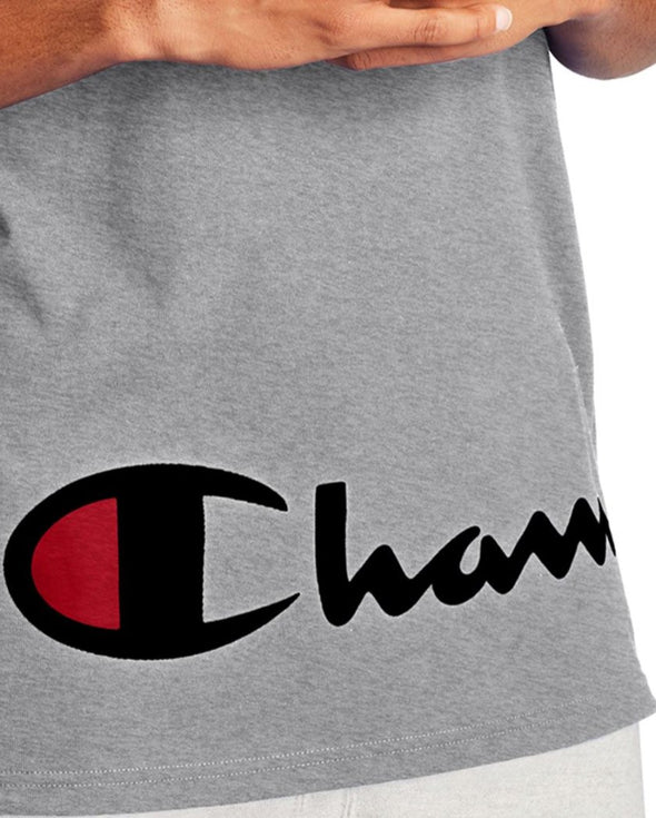 Champion Heritage Wrap Around Script Logo Tee - Mainland Skate & Surf