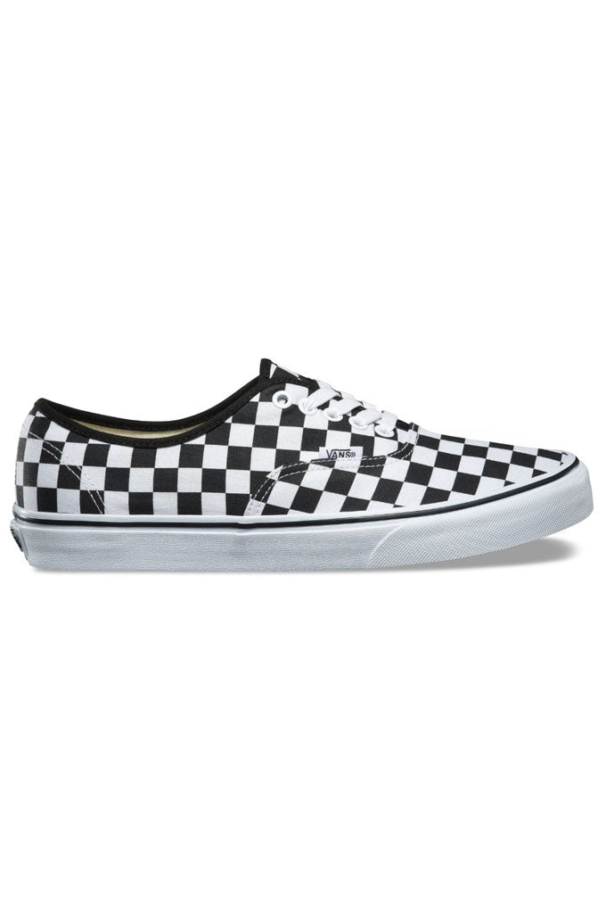 Vans Kids Checkerboard Authentic Shoes