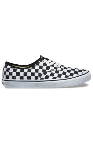 ad65a570b0fb Vans Kids Checkerboard Authentic Shoes