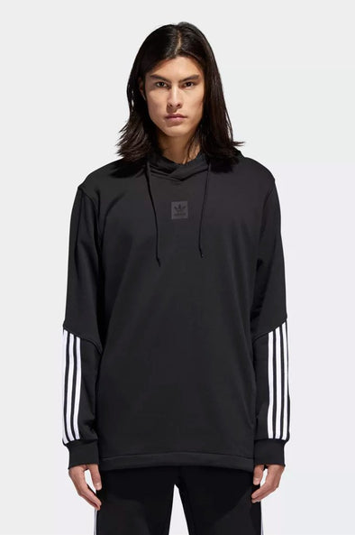 Adidas Cornered Hoodie - Mainland Skate & Surf
