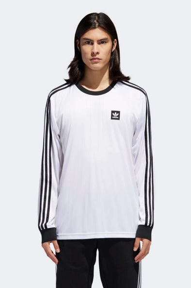 Adidas Long Sleeve Club Jersey - Mainland Skate & Surf