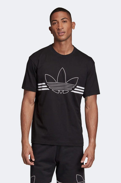 Adidas Outline Tee - Mainland Skate & Surf