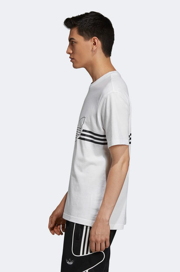 Adidas Outline TRF Tee - Mainland Skate & Surf
