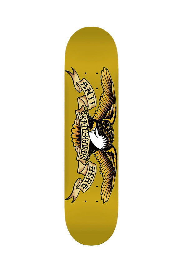 "Anti Hero Classic Eagle Mini 7.3"" Deck"