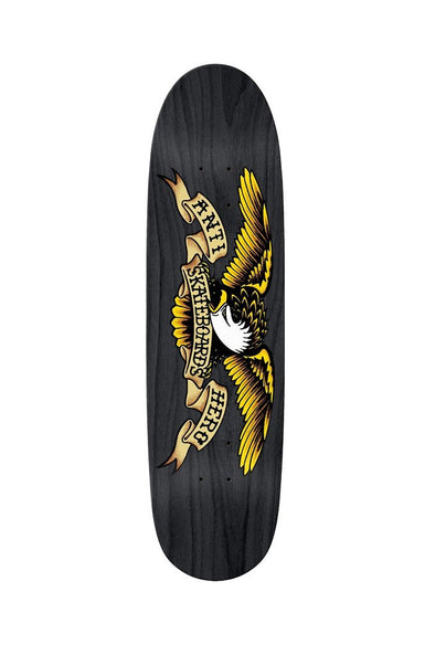 "Anti Hero Eagle Shaped Black Widow 8.5"" Deck"