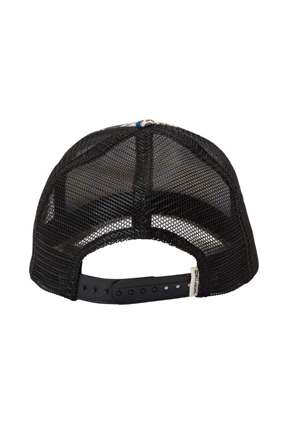 Billabong Heritage Mashup Trucker Hat - Mainland Skate & Surf