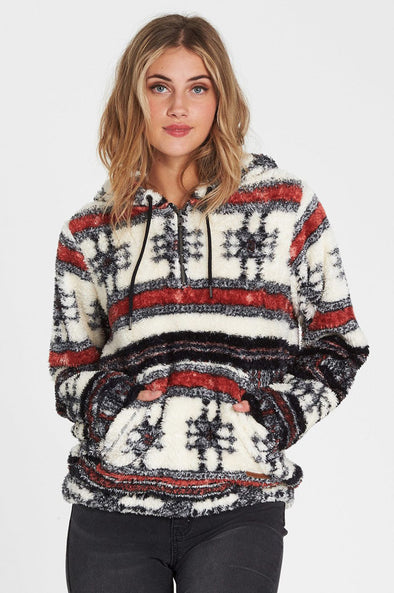 Billabong Cozy For Keeps Fleece Hoodie - Mainland Skate & Surf