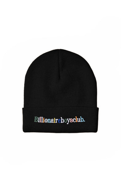 Billionaire Boys Club BB Alphabet Skully Beanie