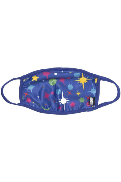 Billionaire Boys Club BB Starfield Face Mask