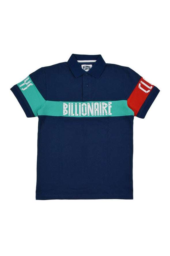 Billionaire Boys Club BB Member SS Polo