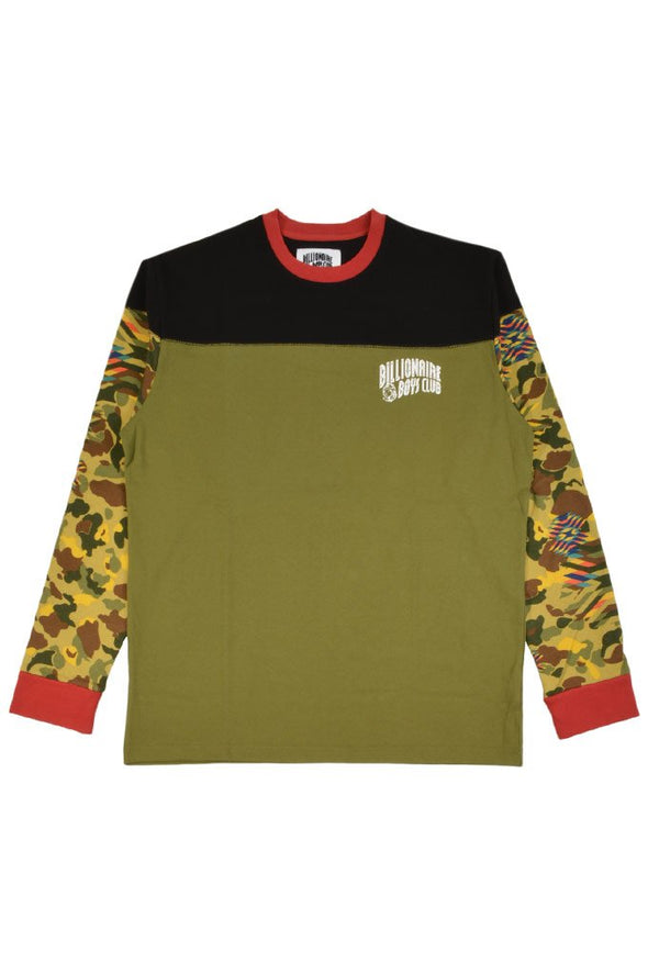 Billionaire Boys Club BB Treaty Long Sleeve Knit Tee - Mainland Skate & Surf