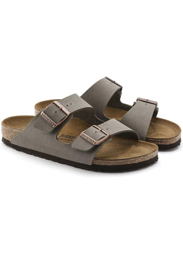 Birkenstock Arizona Birkibuc Unisex Regular Fit Sandals - Mainland Skate & Surf