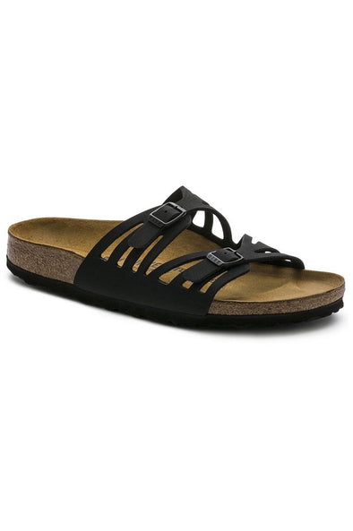Birkenstock Granada Birkibuc Narrow Fit Sandals - Mainland Skate & Surf