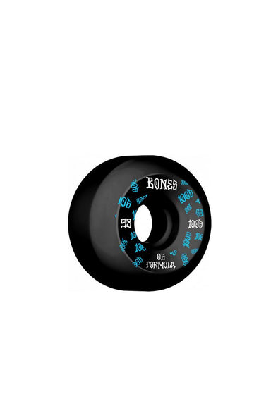 Bones Wheels Bones 100 #3 V5 Sidecut 53mm Wheels