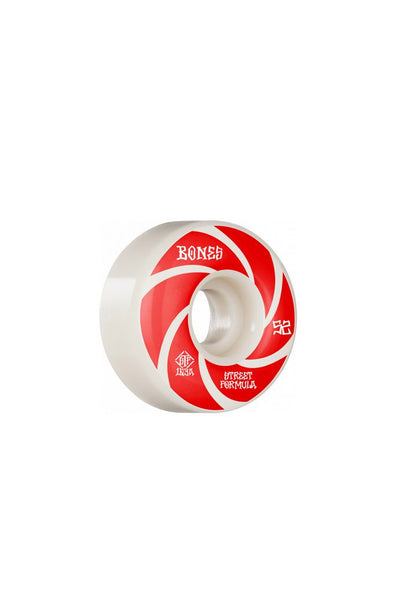 Bones Wheels Bones Patterns V1 52mm STF Wheels