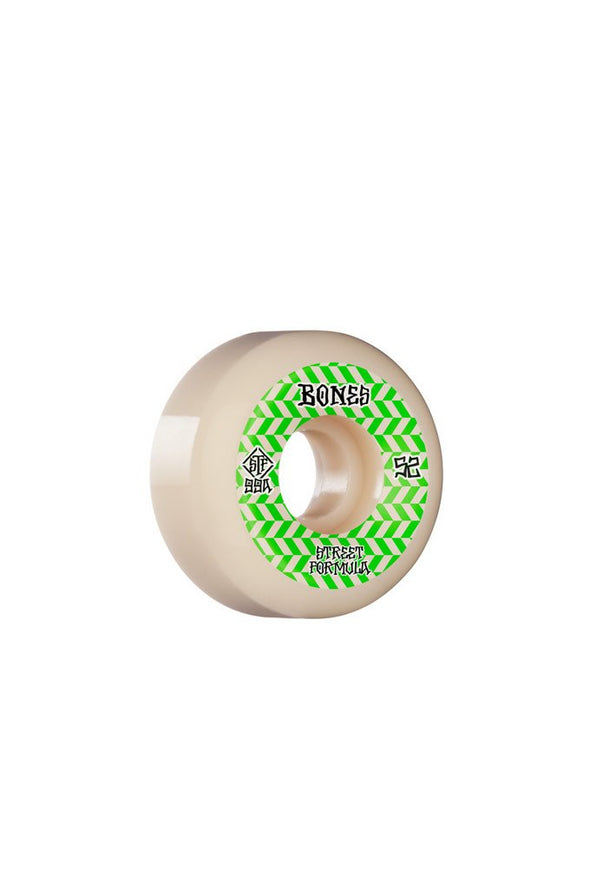 Bones Wheels Bones Patterns V5 Sidecut STF 52mm Wheels - Mainland Skate & Surf