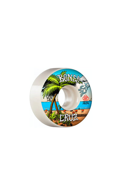 Bones Cruz Buena Vida V2 Locks 52mm Wheels
