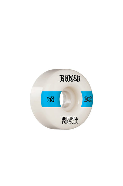 Bones Wheels OG Formula V4 Wide 53mm Wheels