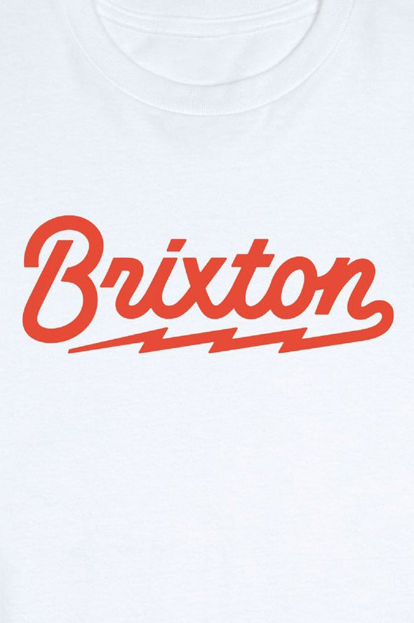 Brixton Dory Standard Tee - Mainland Skate & Surf