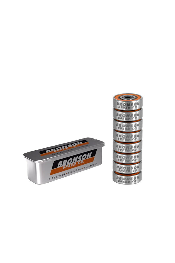 Bronson Speed Co. G3 Bearings - Mainland Skate & Surf