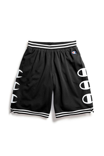 Champion Rec Mesh Short, Triple C Logos