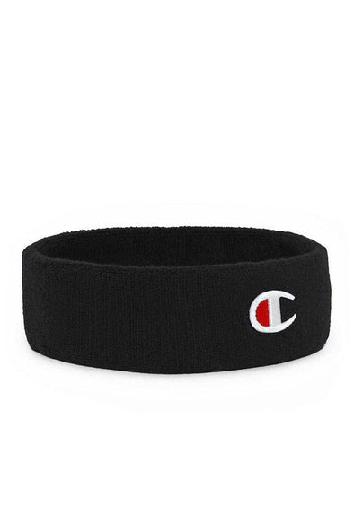 "Champion Terry Headband ""C"" Logo"