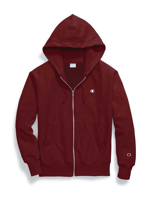 Champion Reverse Weave Full Zip Hoodie - Mainland Skate & Surf