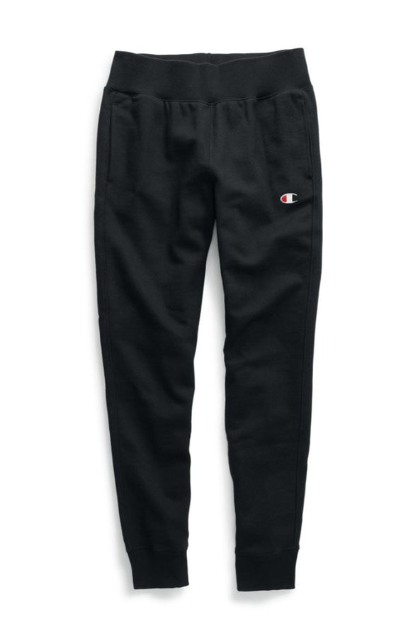 Champion Women's Reverse Weave Joggers, C Logo - Mainland Skate & Surf