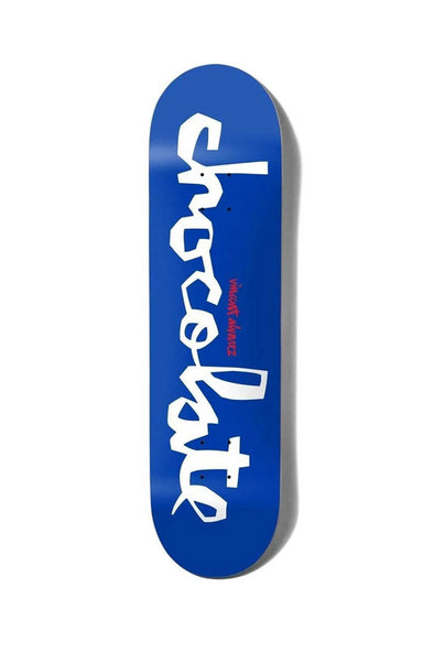 "Chocolate Alvarez Original Chunk 8.25"" Deck"