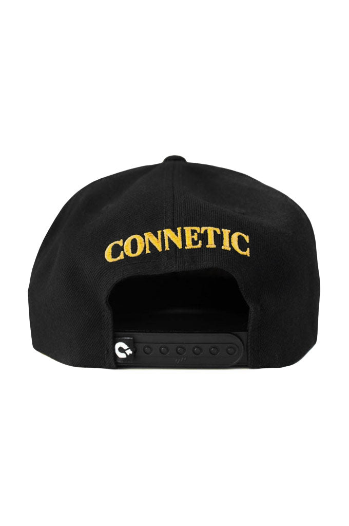 01825e9ba20 Connetic Henny Snapback Hat – Mainland Skate   Surf