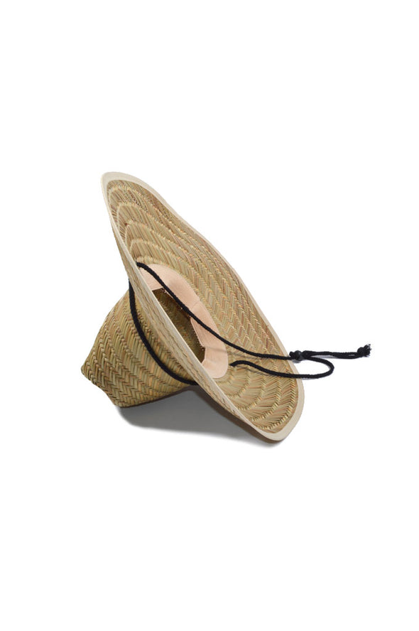 Connetic Life Guard Straw Hat - Mainland Skate & Surf