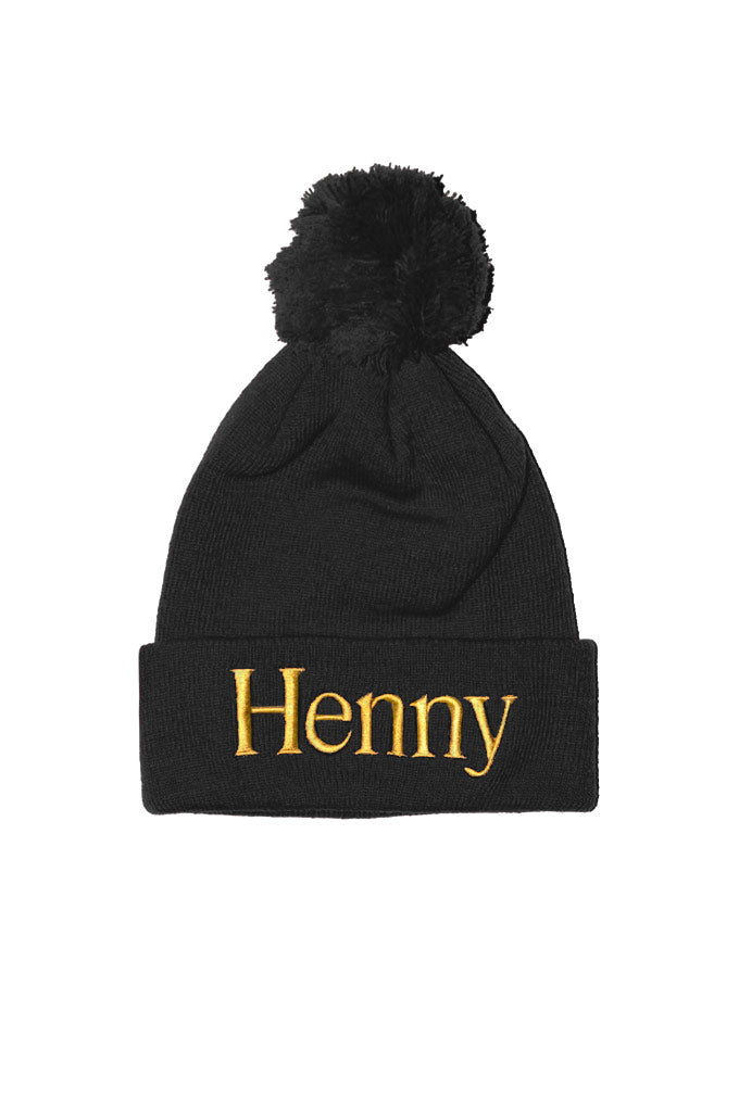 Connetic Henny Pom Beanie