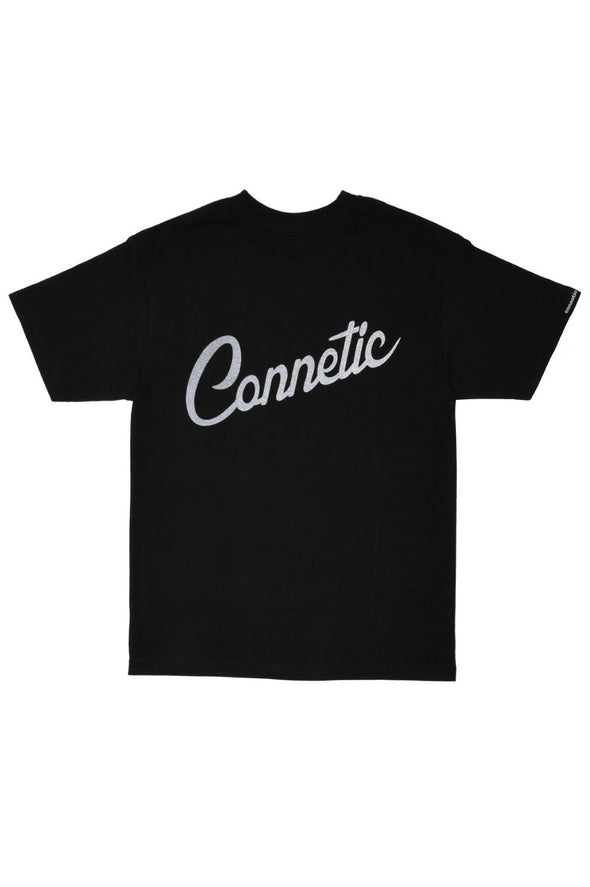 Connetic Script 3m Tee - Mainland Skate & Surf