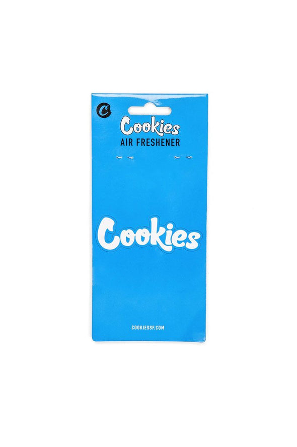 Cookies Original Mint Logo Car Air Freshener - Mainland Skate & Surf