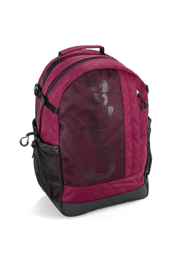 Cookies Smell Proof Mesh Overlay Nylon Backpack
