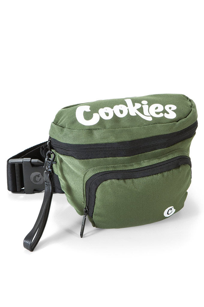 5bb831f8013d Cookies Environmental Fanny Pack – Mainland Skate & Surf