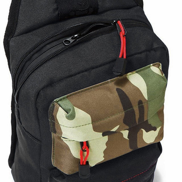 Cookies Smell Proof Rack Pack Over The Shoulder Bag - Mainland Skate & Surf