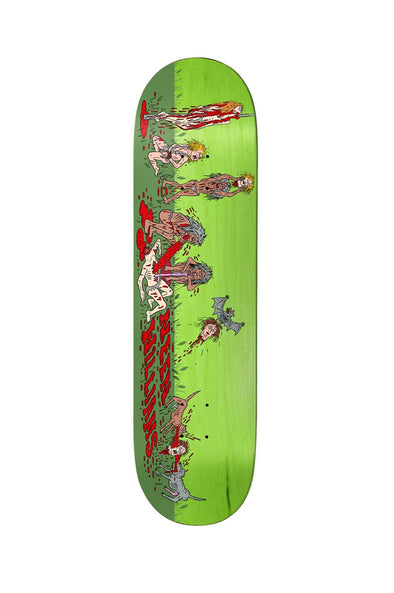 "Deathwish NW Cannibal Village 8.38"" Deck"