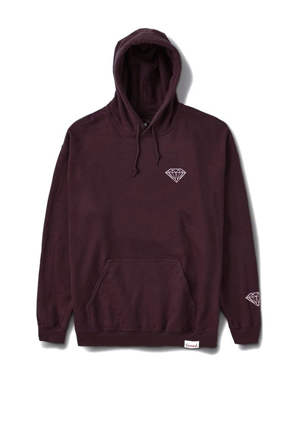 Diamond Brilliant Pullover Hoodie - Mainland Skate & Surf