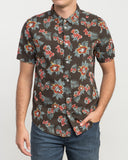 RVCA McMillan Floral Button-Up Shirt