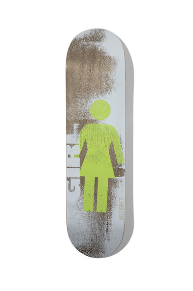 "Girl Skateboards Bennet Roller OG 8.12"" Deck"