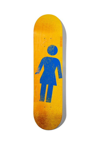 "Girl Skateboards Gass Roller OG 8.5"" Deck"
