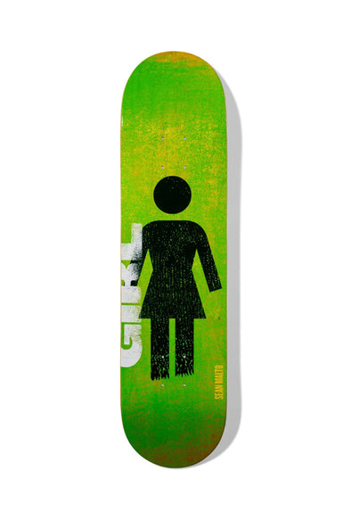 "Girl Skateboards Malto Roller OG 8.25"" Deck"