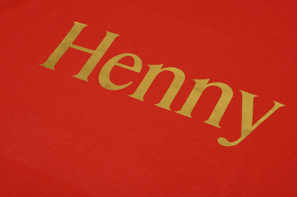 Connetic Henny Logo Tee