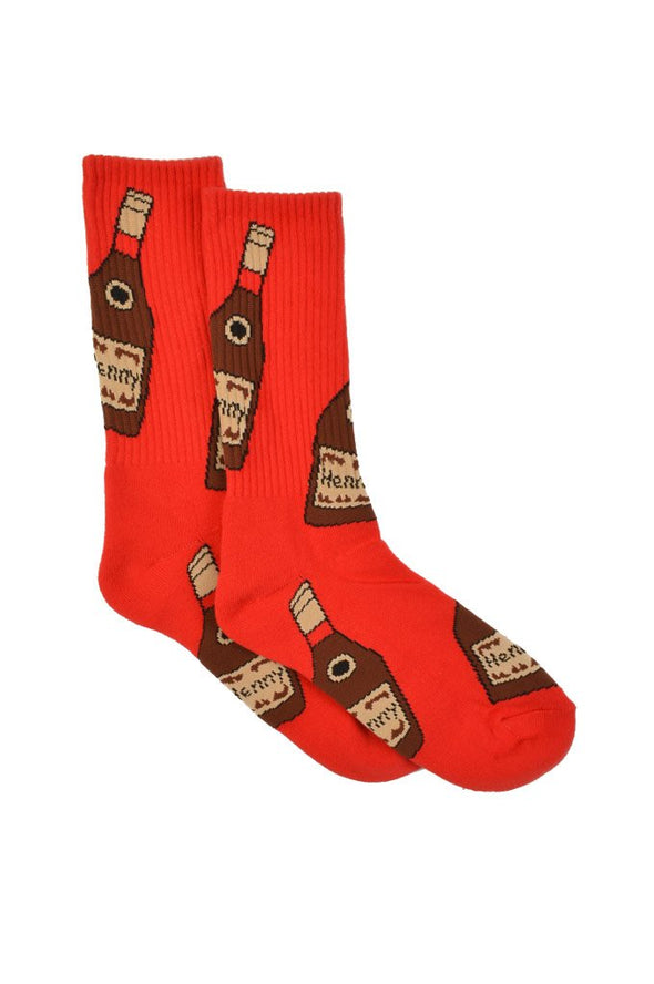 Henny Apparel Henny Bottle Socks - Mainland Skate & Surf