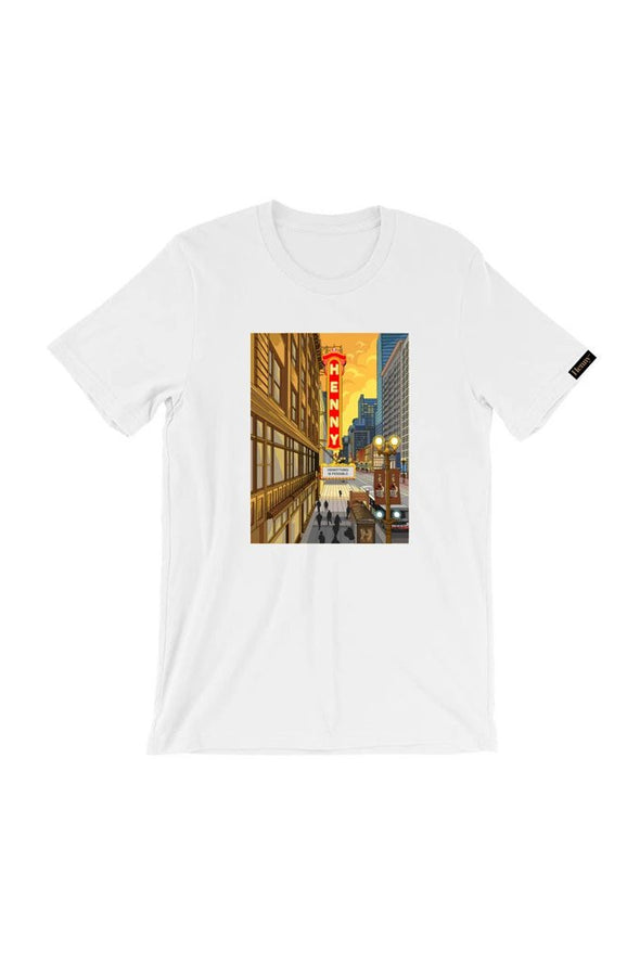 Henny Apparel Windy City Tee - Mainland Skate & Surf